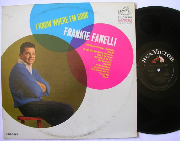Frankie Fanelli - I Know Where I'm Goin'