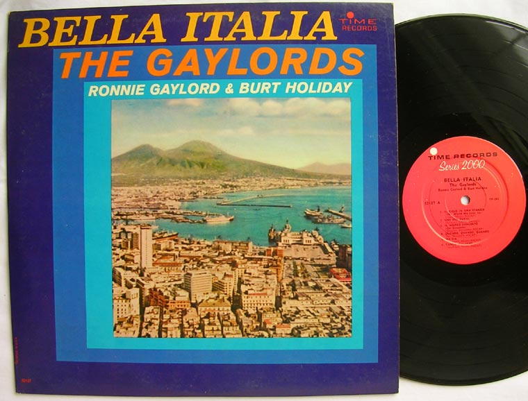 The Gaylords - Bella Italia