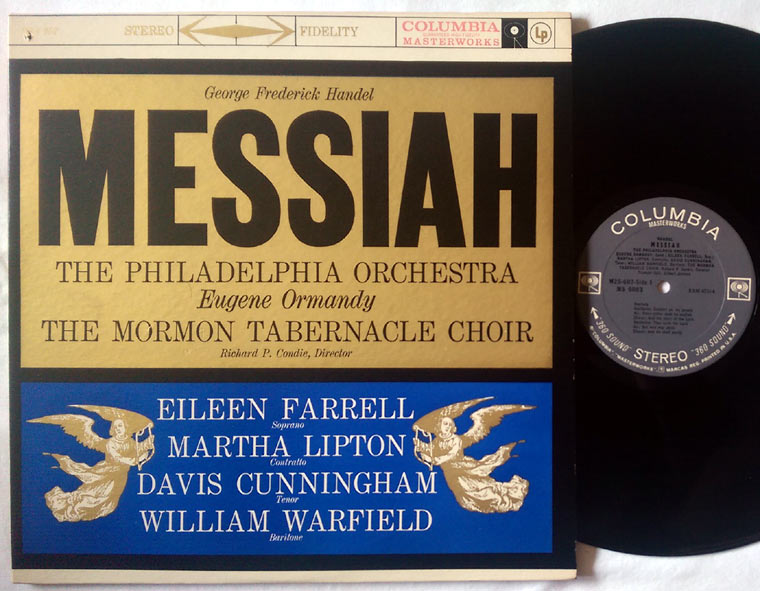 Ormandy - Handel : Messiah