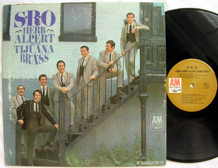 Herb Alpert & The Tijuana Brass - S.R.O.