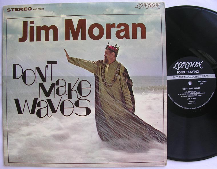 Jim Moran - Don't Make Waves