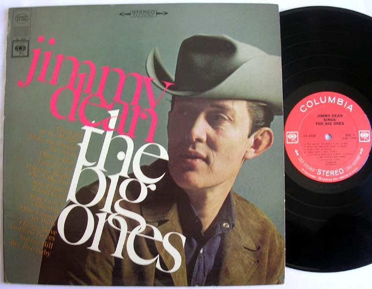 Jimmy Dean - The Big Ones