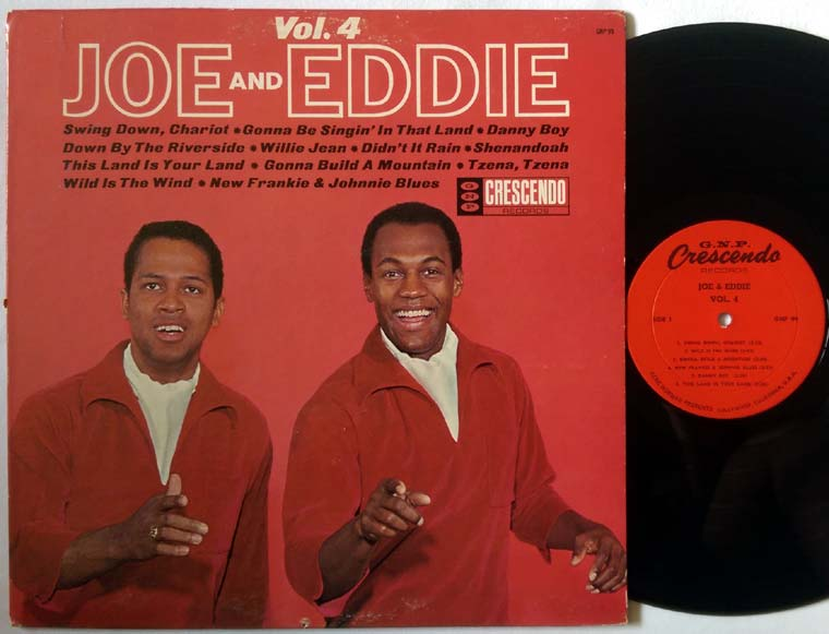 Joe & Eddie - Vol. 4 Joe & Eddie
