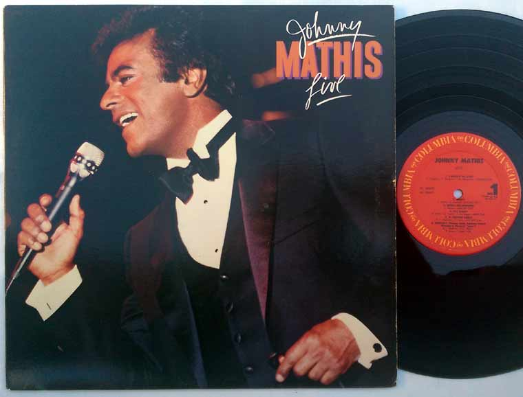 Johnny Mathis - Live