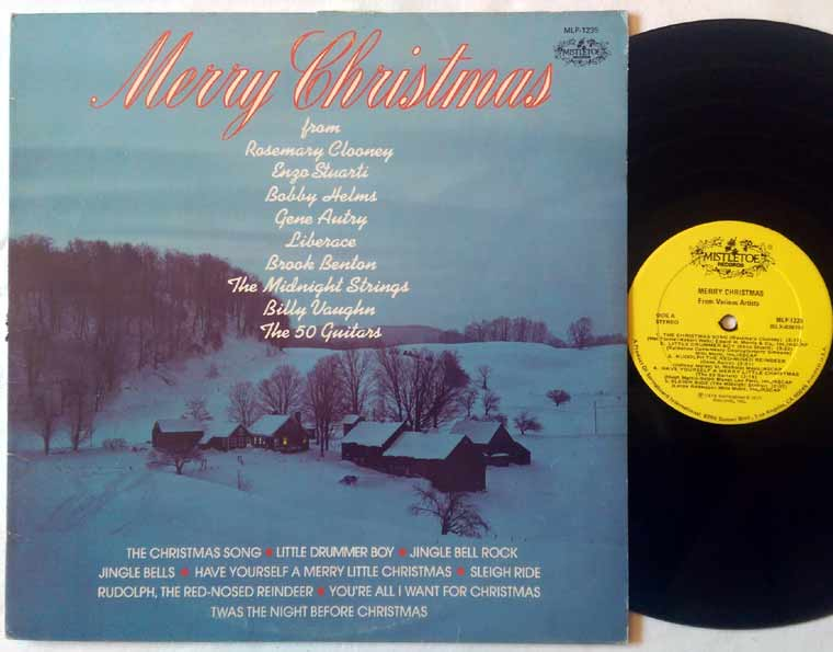 Various - Merry Christmas