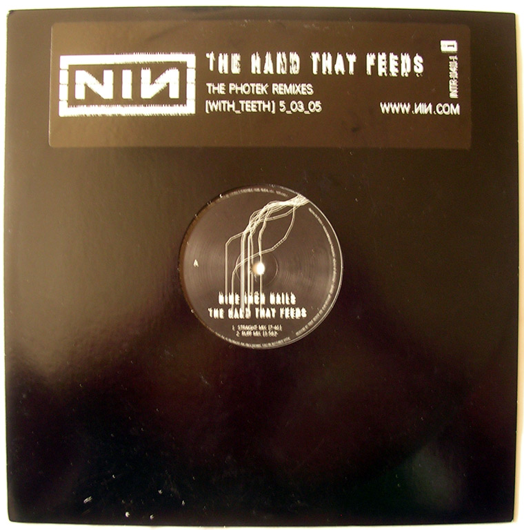 Nine Inch Nails - The Hand That Feeds (The Photek Remixes) by ...