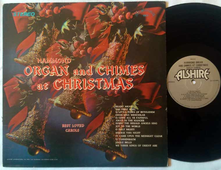 Ashley Tappan - Hammond Organ And Chimes At Christmas