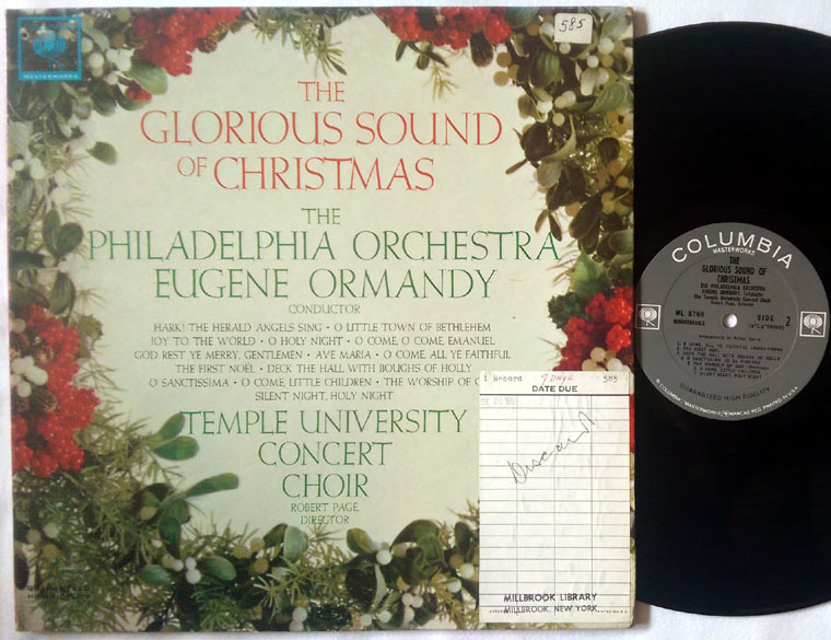 Ormandy - The Glorious Sound Of Christmas