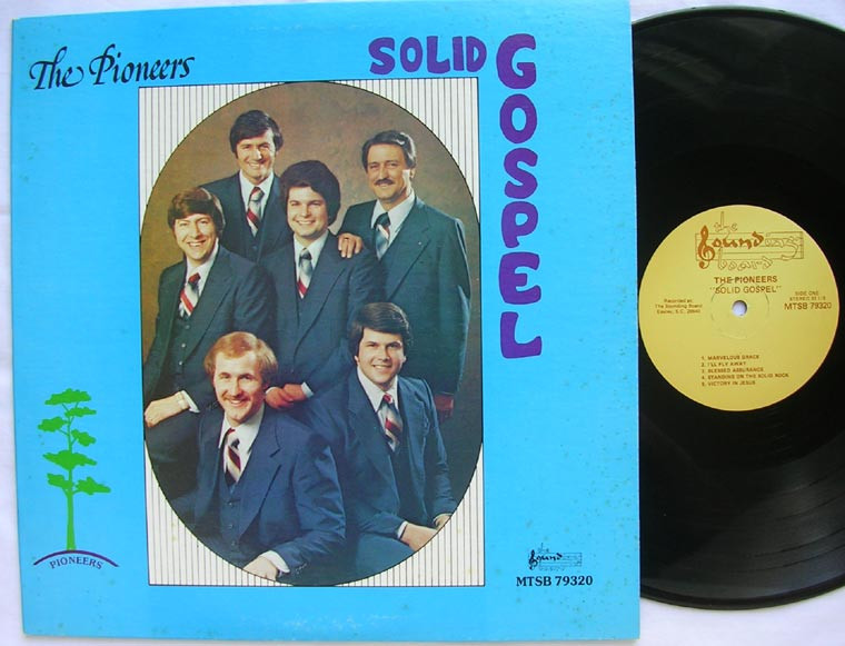 The Pioneers - Solid Gospel