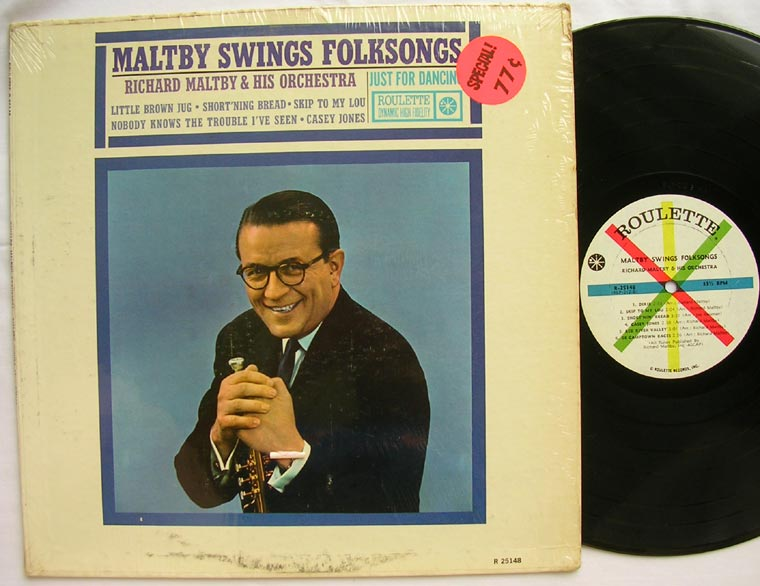 Richard Maltby - Maltby Swings Folksongs