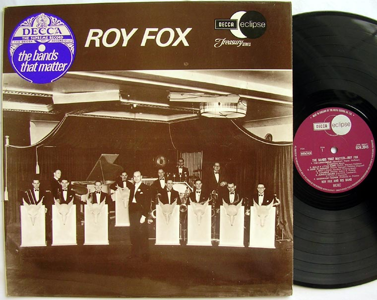 Roy Fox - The Bands That Matter