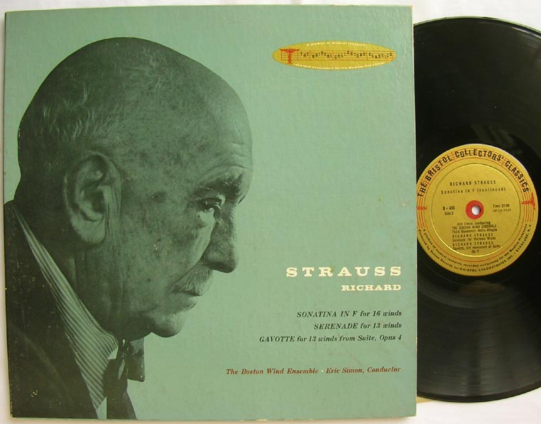 Richard Strauss - Sonatina in F
