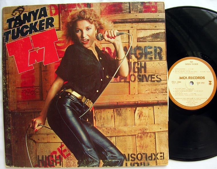 Tanya Tucker Tnt By Mca Records Vinyl45lp Com