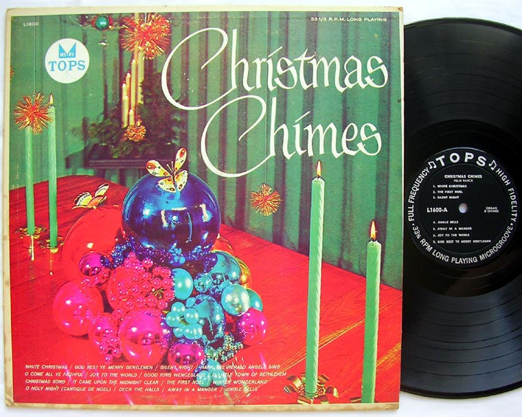 Felix Vance - Christmas Chimes And Organ